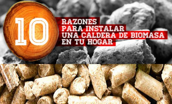 Uso de calderas de biomasa en Girona