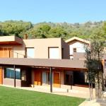 Villa ecológica de alto standing en Begur (Costa Brava)