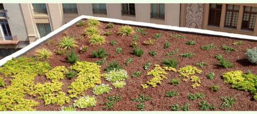 Cubiertas vegetales - Cubiertas ajardinadas - Cubiertas verdes - Construcción ecológica