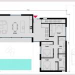 Modelo casa pasiva - casa ecológica en Girona - Costa Brava