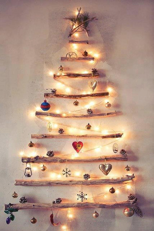 arbol de madera 03 - Arbol De Navidad De Madera